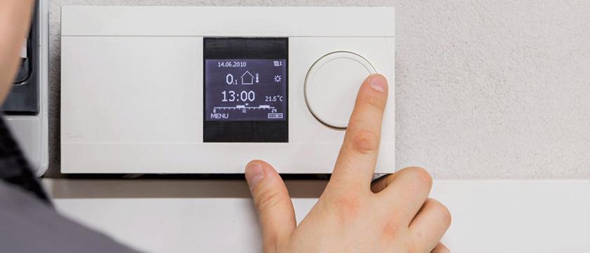 termostato caldaia