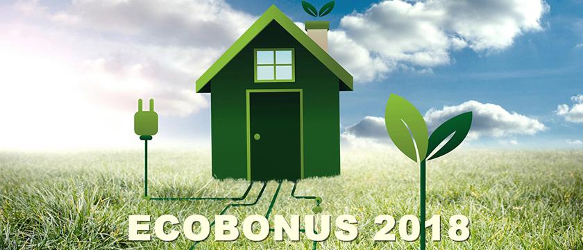 ecobonus caldaia 2018