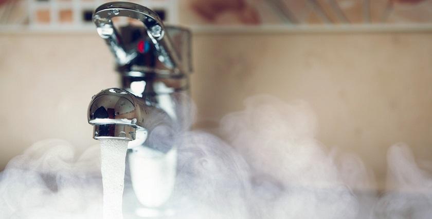 temperatura acqua caldaia